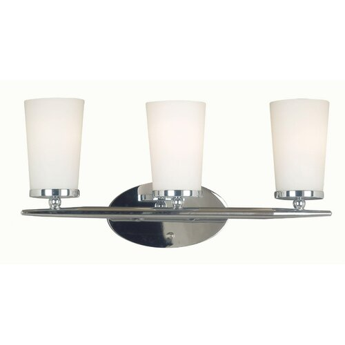 Wildon Home ® Aerial 3 Light Vanity Light