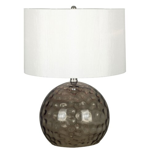 """Wildon Home ® Dalton 20.38"""" H Table Lamp with Drum Shade"""