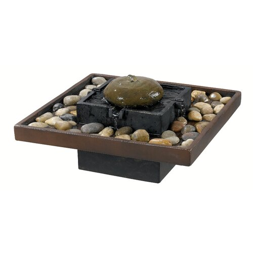 Wildon Home ® Bliss Indoor Table Fountain