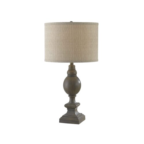 """Wildon Home ® Andover 30"""" H Table Lamp with Drum Shade"""
