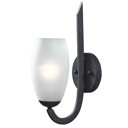 Wildon Home ® Bleecker 1 Light Wall Sconce