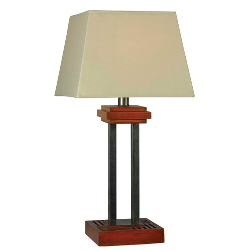 Wildon Home ® Outdoor Roslyn 1 Light Table Lamp