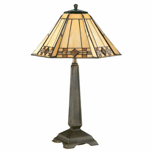 "Wildon Home ® Willow Avery 20"" H Table Lamp with Empire Shade"