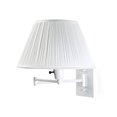 Wildon Home ® Errol Swing Arm Wall Lamp