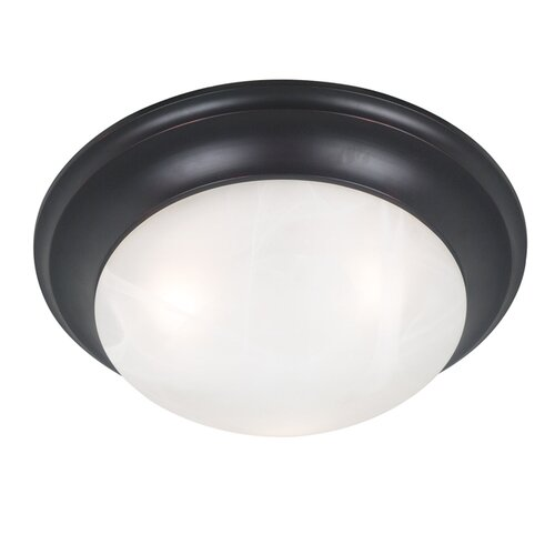 Wildon Home ® Dickens 3 Light Flush Mount