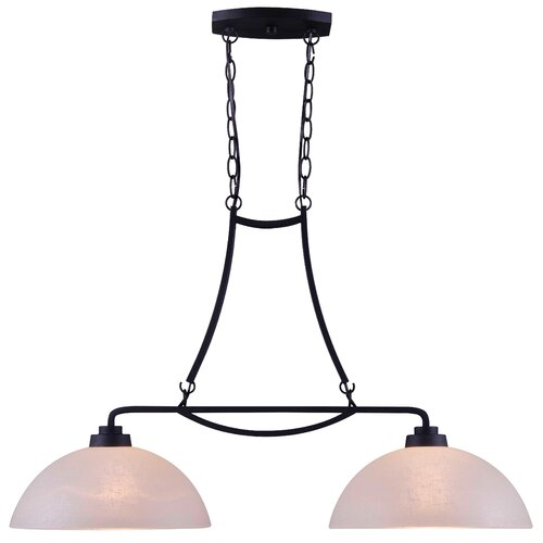 Wildon Home ® Dynasty 2 Light Kitchen Island Pendant