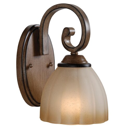 Wildon Home ® Dorset 1 Light Wall Sconce