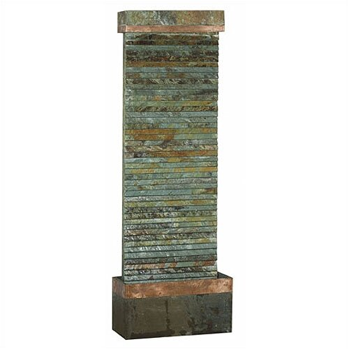 Wildon Home ® Castle Rock Slate Horizontal Floor Fountain