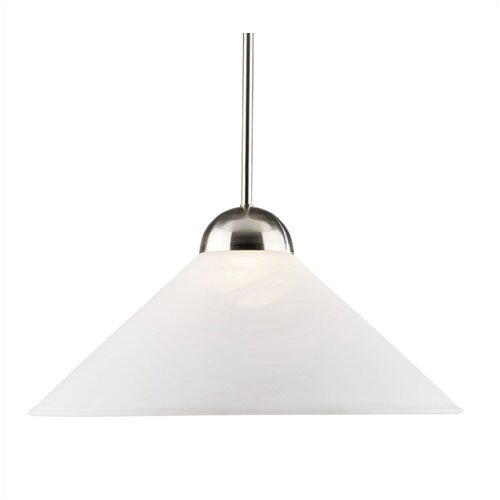 Wildon Home ® Cheyenne 1 Light Convertible Pendant