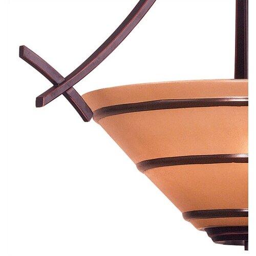 Wildon Home ® Brookings 3 Light Inverted Pendant