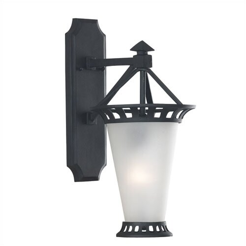 Wildon Home ® Beale Street Outdoor X-Large Wall Lantern