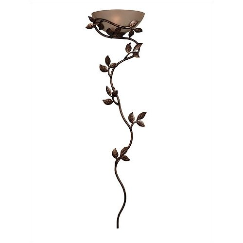 Wildon Home ® Flower Vine1 Light Wallchiere
