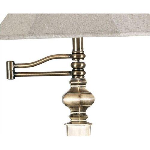 Wildon Home ® Olympia Swing Arm Floor Lamp