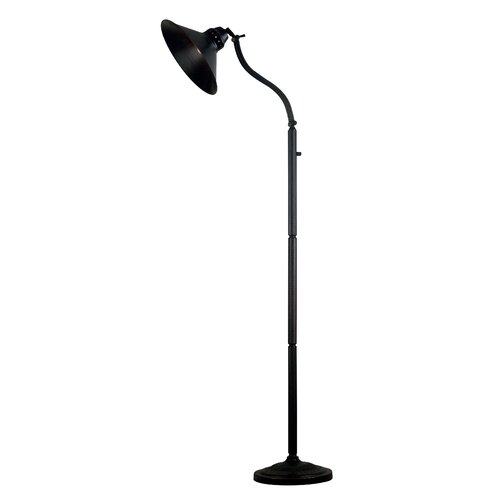 Wildon Home ® Amherst Adjustable Floor Lamp