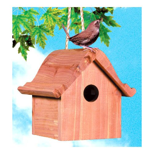 Woodstream Wren Home Hanging Aromatic Bird House