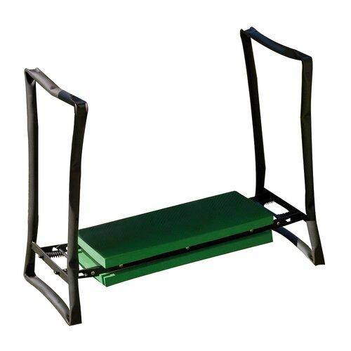 Gardman Fold A Way Garden Kneeler Seat Reviews Wayfair