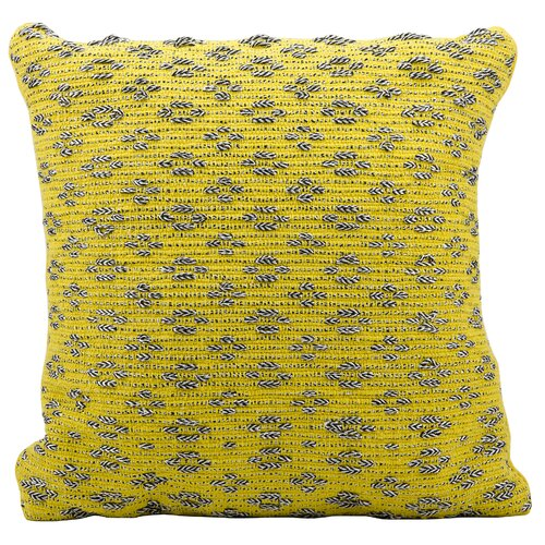 Woven Luster Pillow