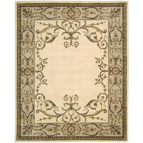 Versaille Palace Ivory Rug