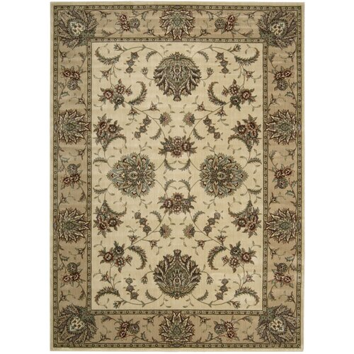 Nourison Cambridge Ivory/Gold Rug
