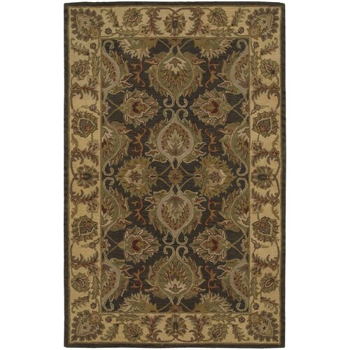 Nourison India House Brown Rug