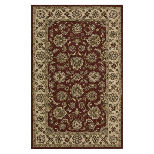 India House Red Rug