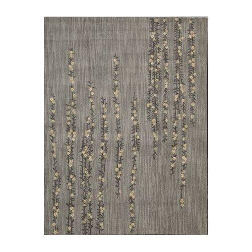 Nourison Radiant Impressions Grey Rug