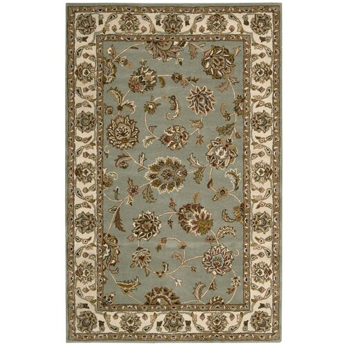 India House Light Blue Rug