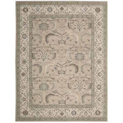 Nourison New Horizons Wheat Rug