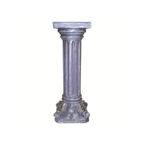 VCS Reversible Column Gazing Globe Pedestal Stand