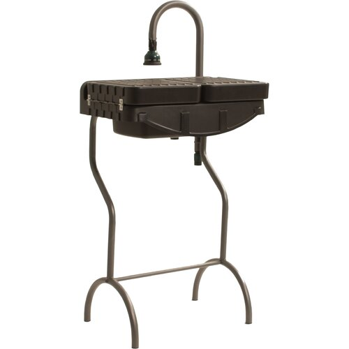 Vertex Garden Essentials Outdoor Utility Sink