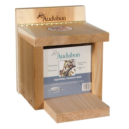Woodlink Audubon Squirrel Munch Box