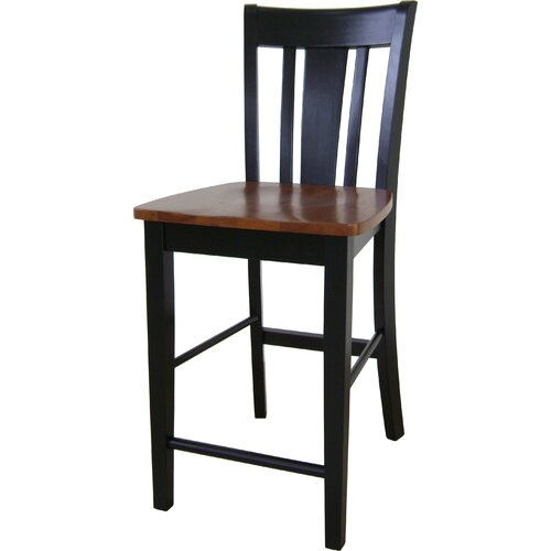 "International Concepts Dining Essentials San Remo 24"" Bar Stool"