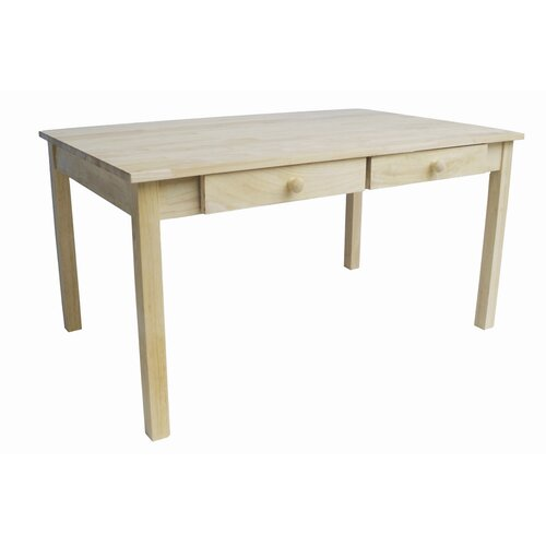 International Concepts Juvenile Kids Writing Table