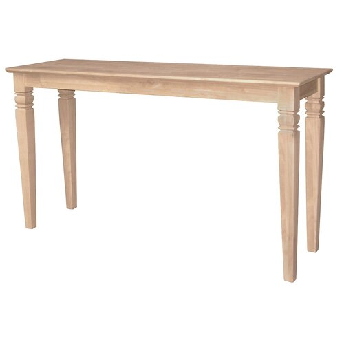 International Concepts Dining Essentials Console Table