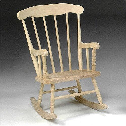 International Concepts Childrens Boston Rocking Chair & Reviews ...