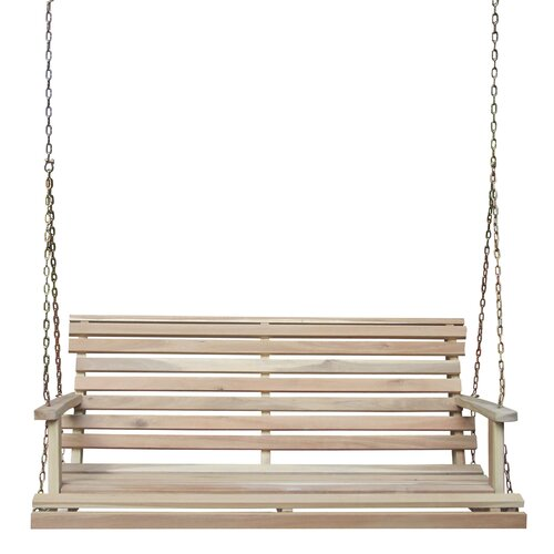 International Concepts Porch Swing with Chain