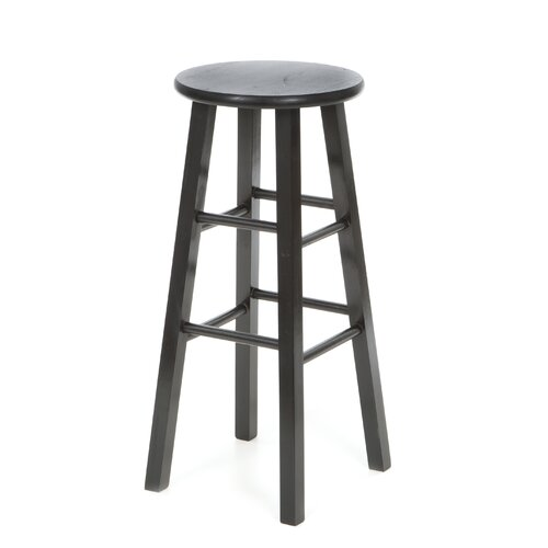 International Concepts Unfinished Wood 30 Quot Bar Stool