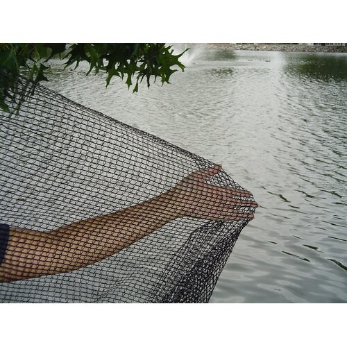 "Dewitt 168"" x 168"" Pond Netting"