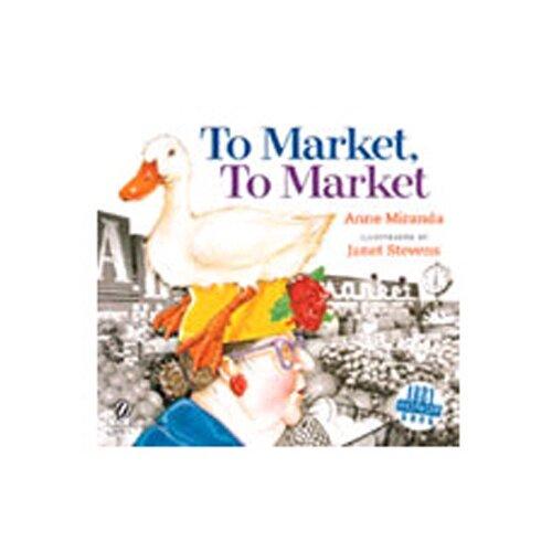 Houghton Mifflin To Market To Market Paperback