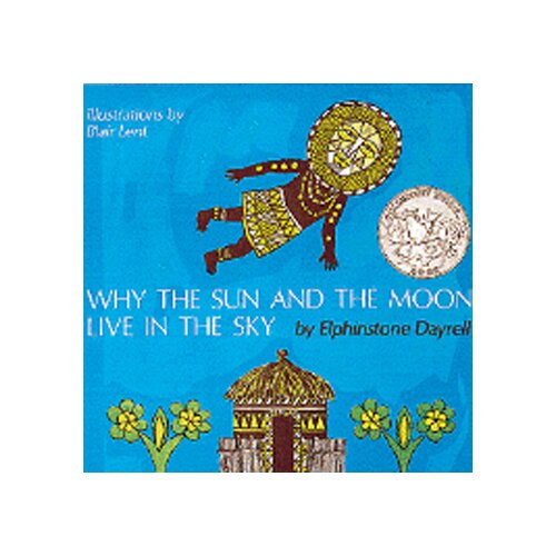 Houghton Mifflin Why The Sun & The Moon Live in the