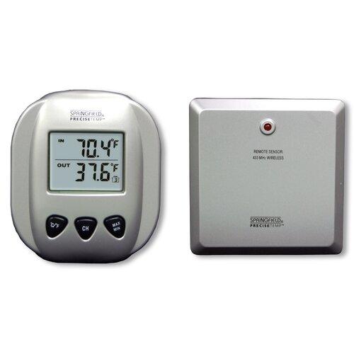 Digital Wireless Thermometer