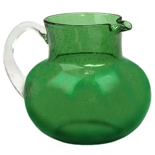 Artland Iris Pitcher in Green