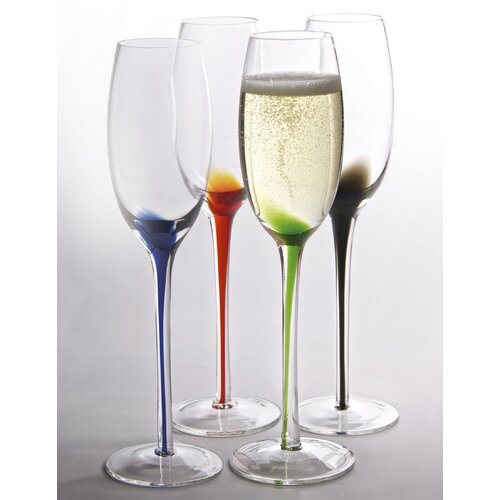 Artland Splash Champagne Flute