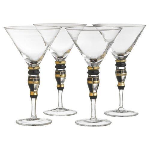 Artland Radiance Martini Glass