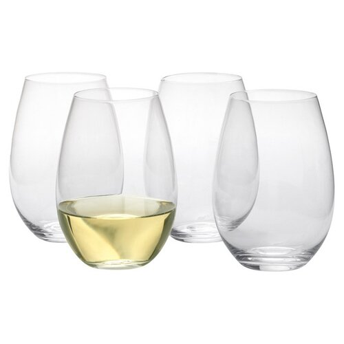 Artland Sommelier Stemless Wine Glass