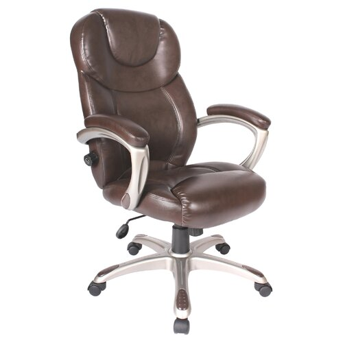 Comfort Products Granton High Back Leather Executive Chair