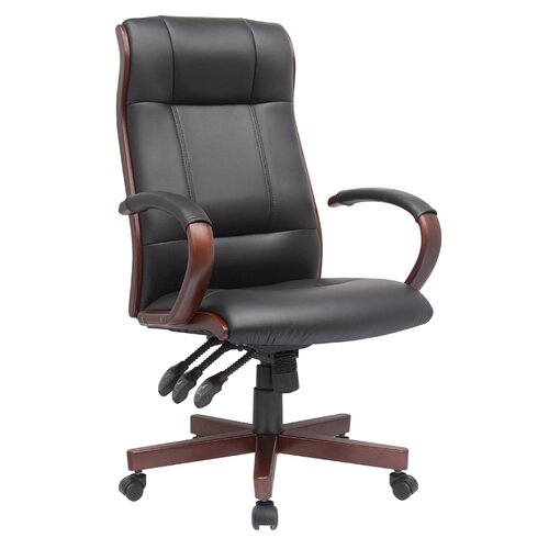 Affinity Ergonomic Executive Leather Chair