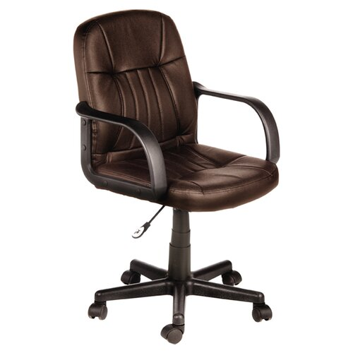 Comfort Products Mid-Back Leather Chair
