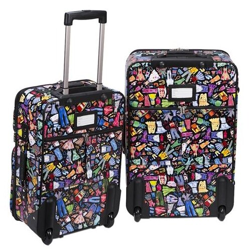 Sydney Love Wardrobe 2 Piece Luggage Set