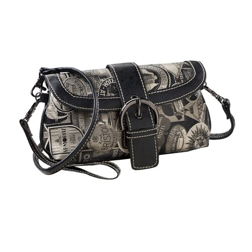 Travel New Print Cross-Body Bag